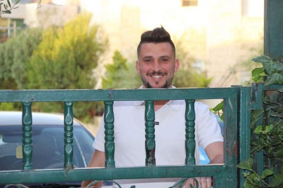 تهنئة لـ أنس الطرايرة بمناسبة العودة الى أرض الوطن