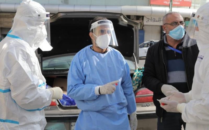 29 ألفا و218 إصابة كورونا نشطة في الأردن