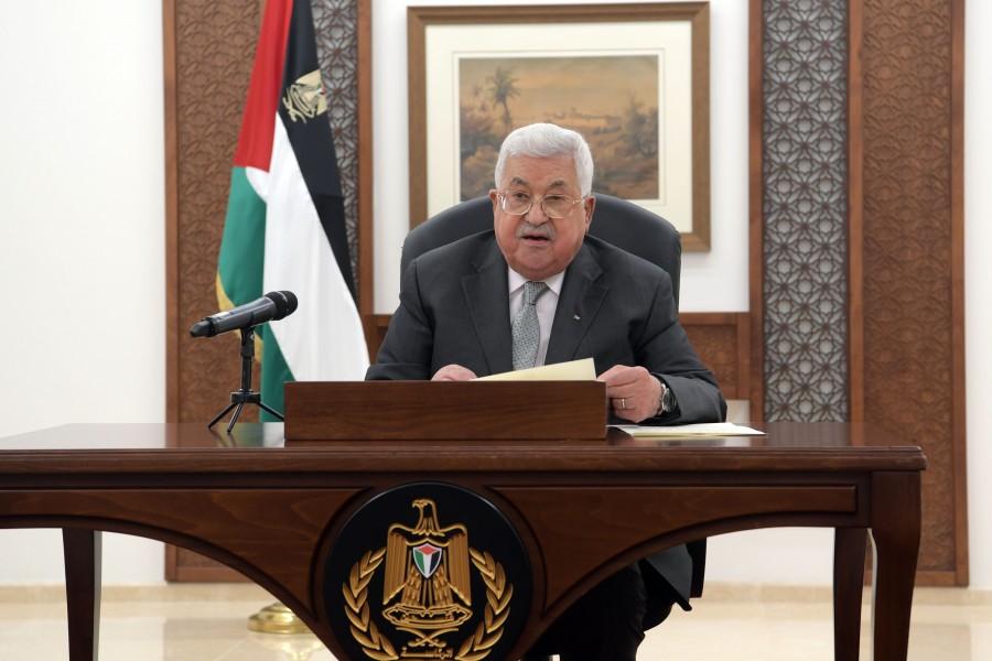 الرئيس الفلسطيني يصدر مرسوما بتأجيل الانتخابات العامة