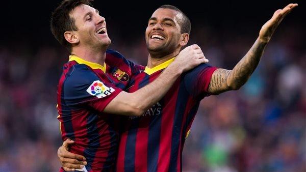 ألفيس ندمت على مغادرة برشلونة