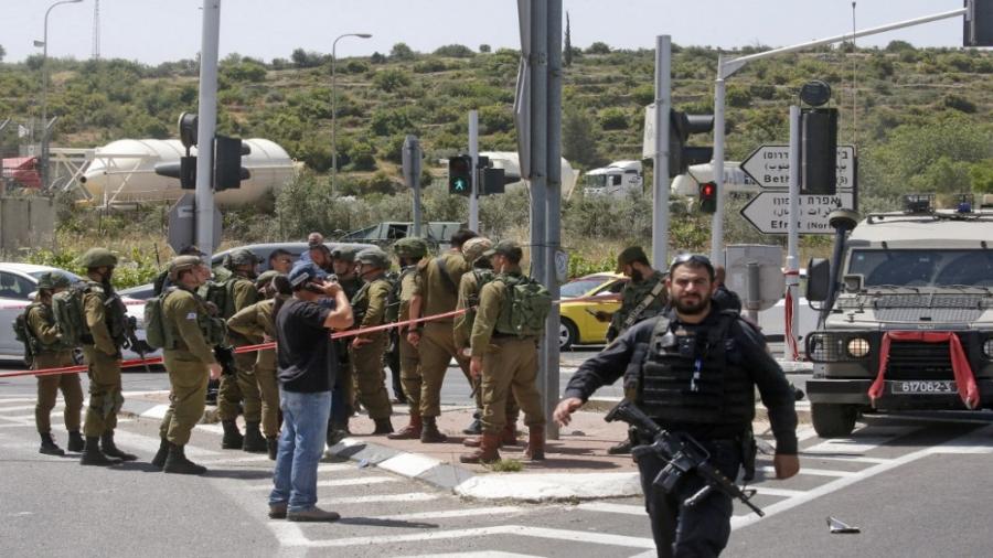 استشهاد فلسطينية برصاص قوات الاحتلال الإسرائيلي في بيت لحم