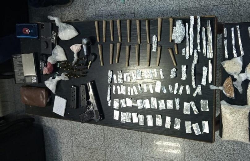 القبض على 5 مروجي مواد مخدرة في مادبا