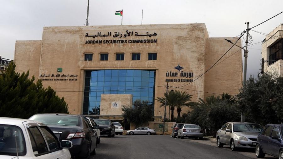 1766 ارتفاع صافي أرباح الشركات المدرجة في بورصة عمان