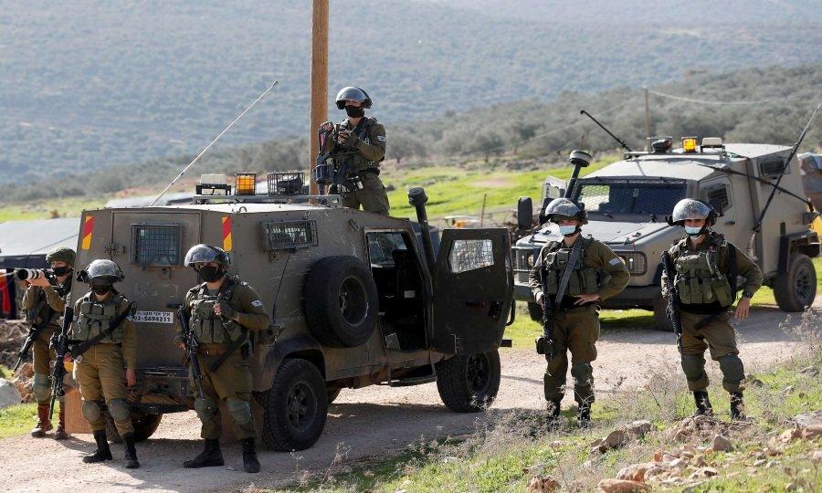جيش الاحتلال ينفي توغل قواته في غزة