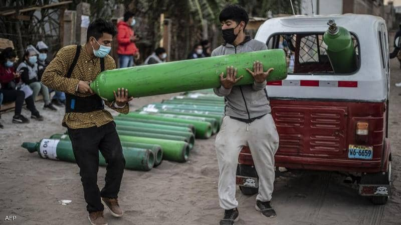 الهند حصيلة الإصابات بكورونا تتخطى 24 مليوناً