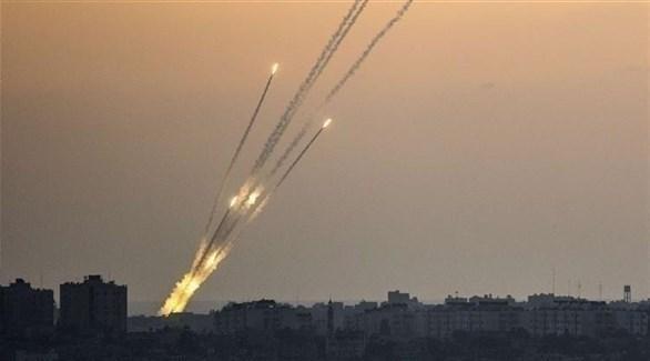 الاحتلال إطلاق ألفي قذيفة صاروخية من غزة منذ بدء المواجهات