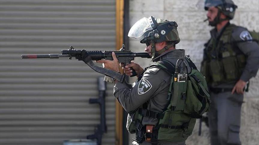 استشهاد فلسطيني برصاص الاحتلال قرب سلواد
