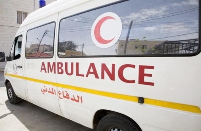 وفاة طفلين واصابة ثلاث اشخاص اثر حادث على جسر ياجوز