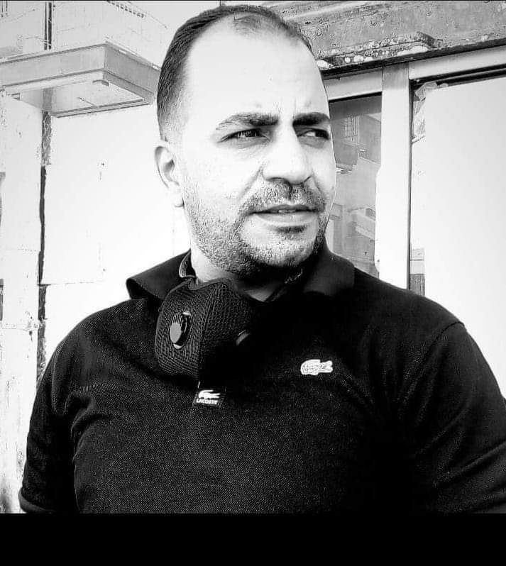 الملازم أحمد العبادي مبارك الترفيع