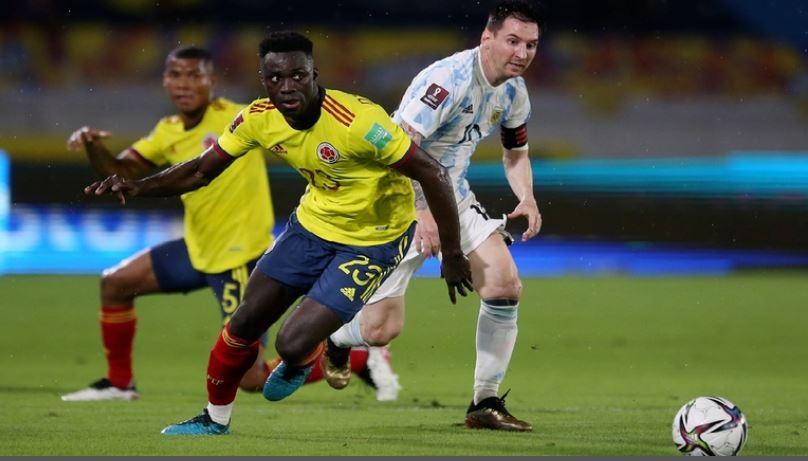 هدف قاتل يحبط الأرجنتين أمام كولومبيا