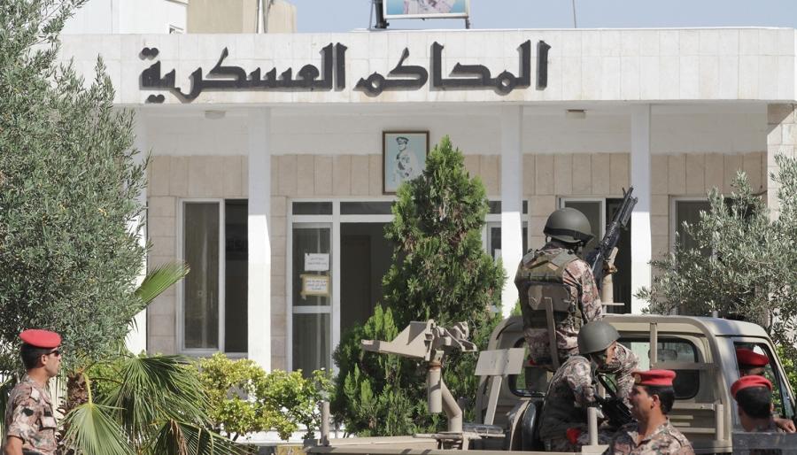 الأردنيون يترقبون الجلسة الاولى السرية  لمحاكمة عوض الله والشريف