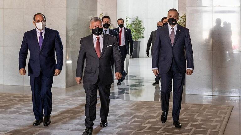 تحديد موعد القمة الثلاثية في بغداد - تفاصيل