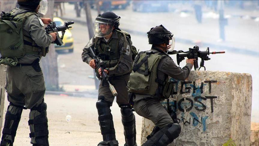 استشهاد فلسطيني برصاص جيش الاحتلال شمال رام الله