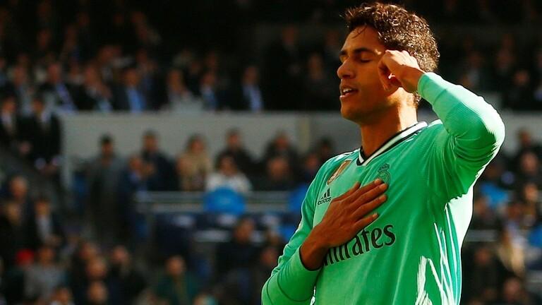 مانشستر يونايتد يعلن توصله لاتفاق مع ريال مدريد لضم فاران