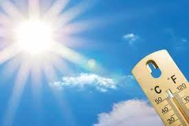 اجواء حارة في اغلب مناطق المملكة اليوم الجمعة