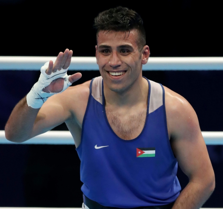 عشيش يودع الأولمبياد بعد الخسارة أمام البرازيلي