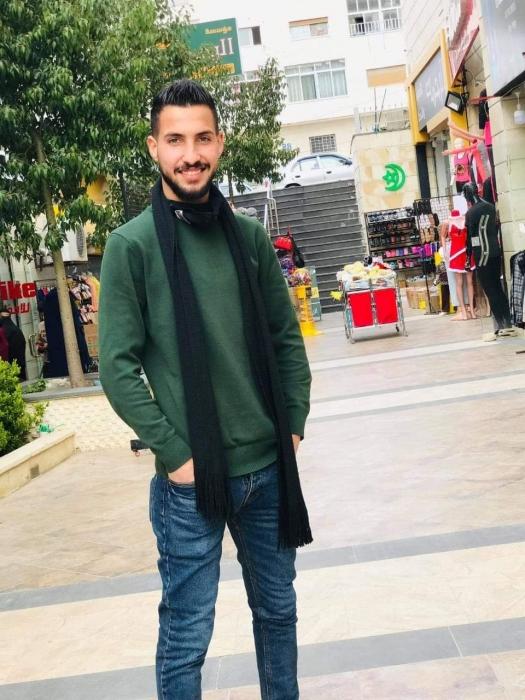 محمد المغاربة يدخل القفص الذهبي