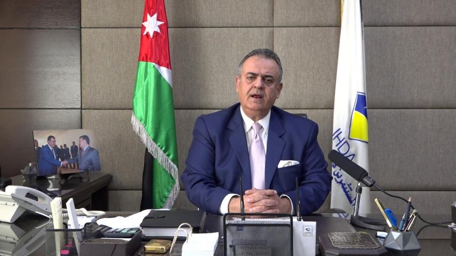 العواملة يتحدث لـ صوت عمان عن الرؤية المستقبلية لحزب زمزم وقطاع الإسكان – تفاصيل