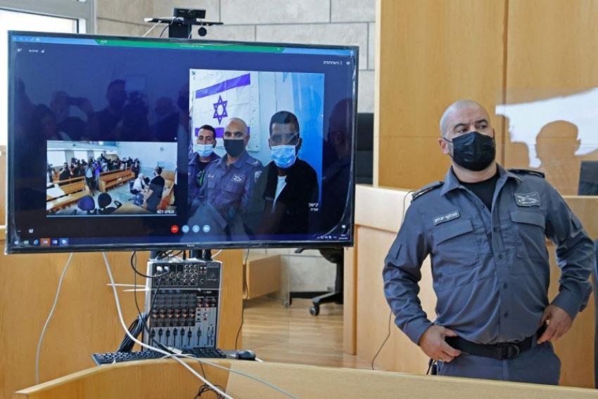 الاحتلال  تمديد توقيف الزبيدي وقادري عشرة أيام بذريعة إستكمال التحقيق