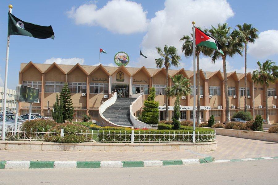 تشكيلات أكاديمية في كلية الاعلام بجامعة اليرموك - أسماء