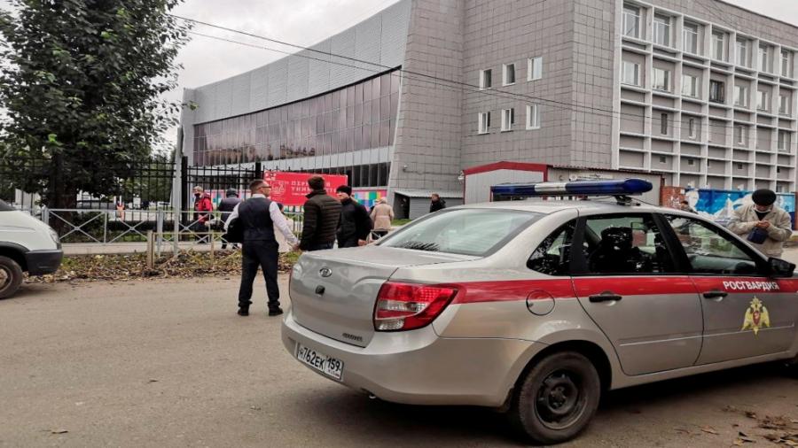 مقتل 8 أشخاص بإطلاق نار في جامعة روسية ولا اصابات بين الطلبة الأردنيين