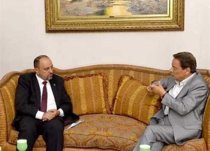 أبو الراغب يرغب بالاستفادة من الخبرات المصرية لضبط المشهد الإعلامي