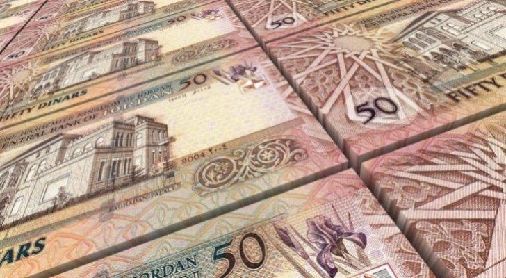 انخفاض العجز المالي بمقدار 729 مليون دينار في الأردن