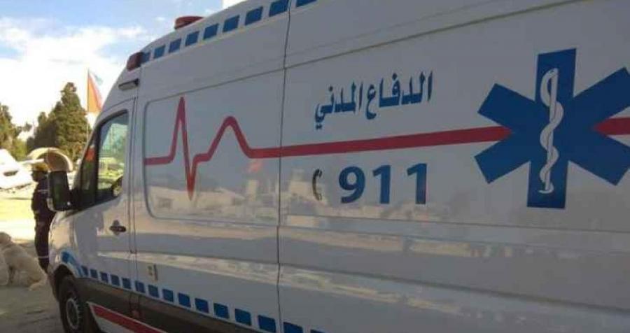إصابة 6 طلاب توجيهي بحادث سير في الأغوار