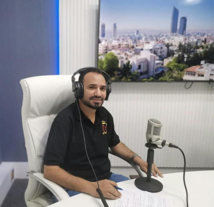 كتب امجد الكريمين  هيئة شباب كلنا الأردن إِيقونة العمل الشبابي