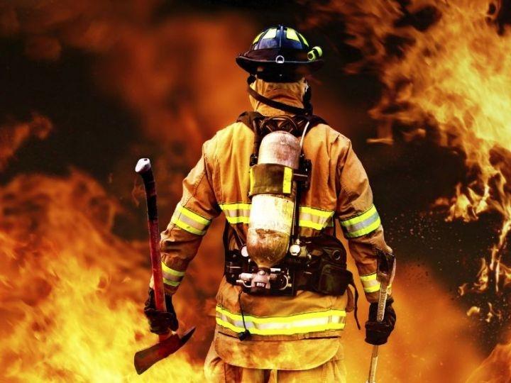 حريق منزل دون إصابات بعجلون