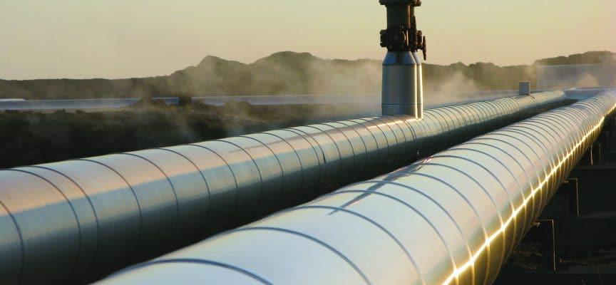 سوريا تعلن جاهزيتها لنقل الغاز المصري من الأردن للبنان