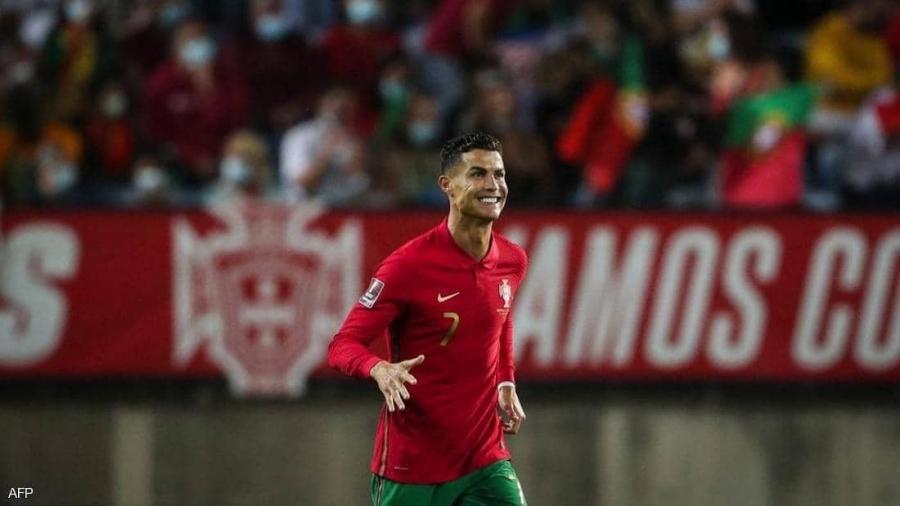 رونالدو يقود البرتغال لفوز كبير على لوكسمبورغ