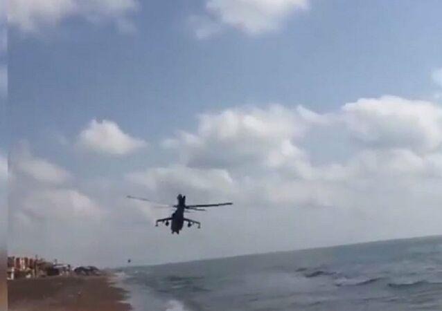قتلى وجرحى إثر سقوط طائرة لبنانية في البحر -التفاصيل